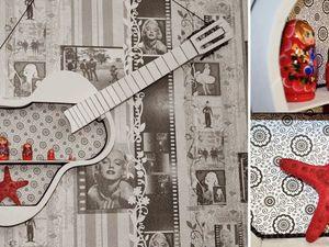 Креативная гитара: во что превращается старый инструмент в умелых руках мастера. Ярмарка Мастеров - ручная работа, handmade.