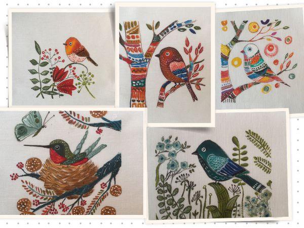 Аукцион на 8 наборов Купонов с ручной росписью. | Ярмарка Мастеров - ручная работа, handmade