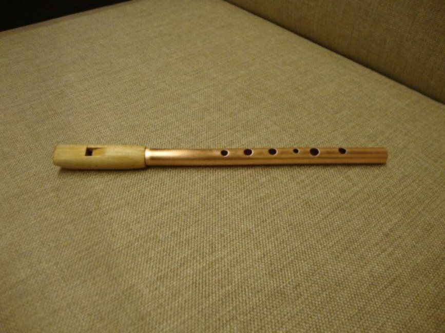 флейта, клен
