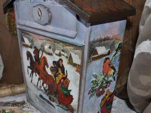 Мои почтовые ящики. Ярмарка Мастеров - ручная работа, handmade.