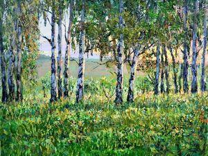 Пишем пейзаж с натуры. Пленэр с художником Дмитрием Ревякиным. Ярмарка Мастеров - ручная работа, handmade.