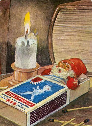 рождественский ниссе