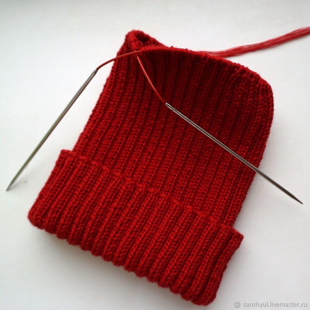 мк по вязанию, подарок своими руками