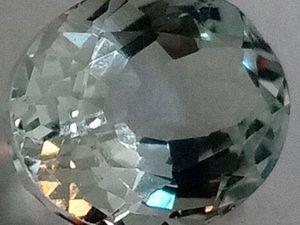 АКВАМАРИН - самый загадочный минерал   Ярмарка Мастеров - ручная работа, handmade