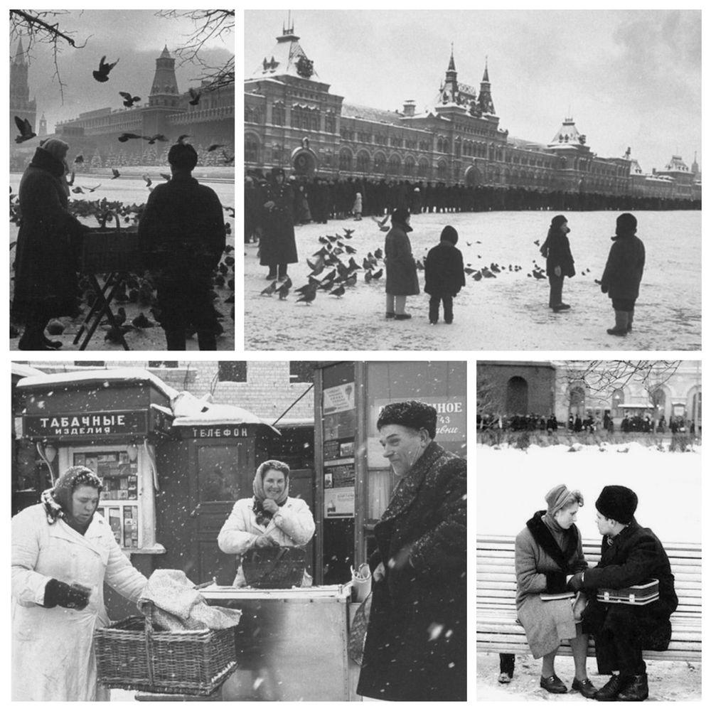 Когда-то, в волшебных московских декабрях, фото № 16