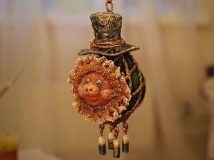 How to Make a Pig of a Bulb. Livemaster - handmade