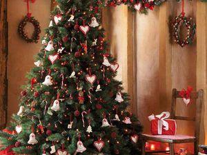 Новый год и Рождество в стиле кантри. Ярмарка Мастеров - ручная работа, handmade.