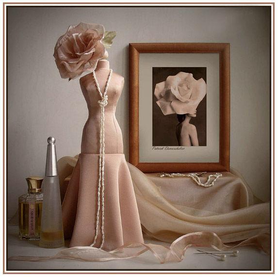 мода, дизайн, стиль, манекен, история, украшения, блог мини-манекен