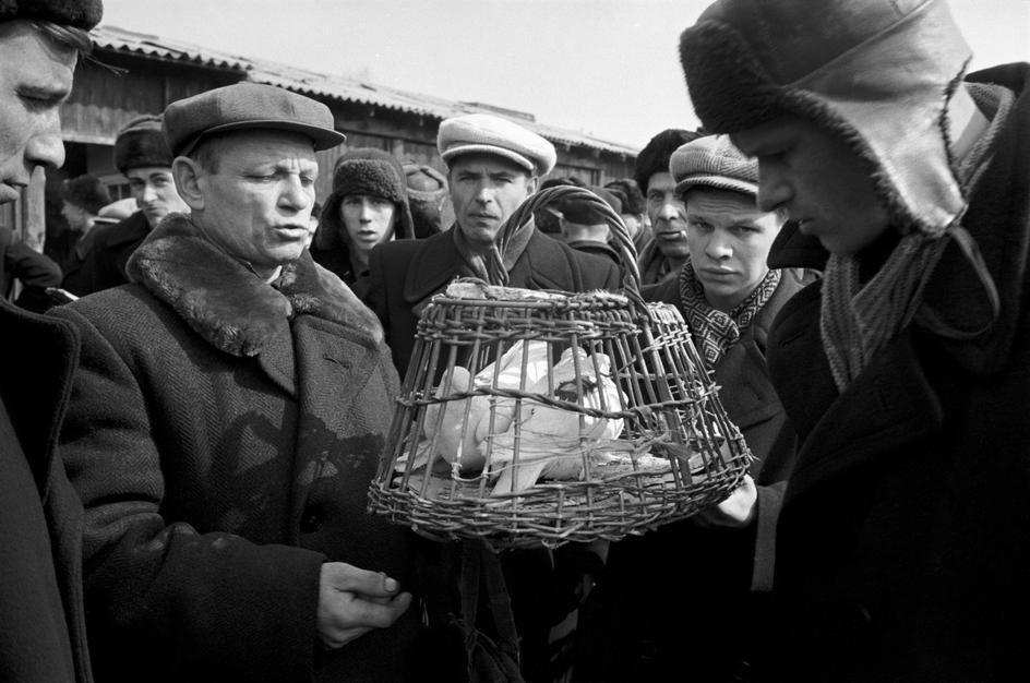 Lessing21 Москва 1958 года в фотографиях Эриха Лессинга