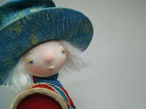Скидка на 3 куклы.. Ярмарка Мастеров - ручная работа, handmade.