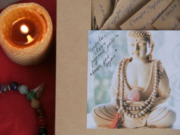 о чакрах, чакровых свечах и жизненной силе   Ярмарка Мастеров - ручная работа, handmade