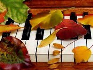 Минутка отдыха:звучит в ночи осенний джаз. Ярмарка Мастеров - ручная работа, handmade.