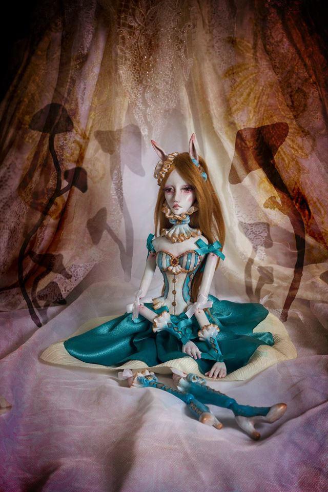 мистические куклы мастеров фото этом гайде будет