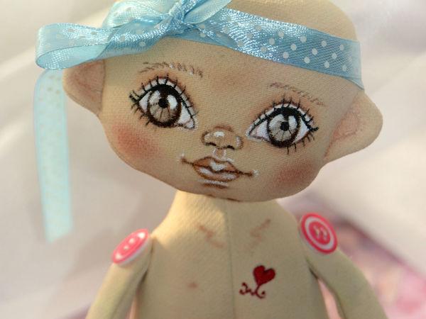 Как сшить текстильную куклу. Часть 2 | Ярмарка Мастеров - ручная работа, handmade