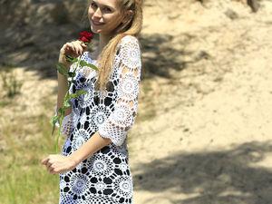Eternal Sunshine Creations Wildflower Dress | Ярмарка Мастеров - ручная работа, handmade