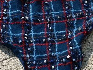 Мастерим шарф-косынку «Под Твид». Ярмарка Мастеров - ручная работа, handmade.