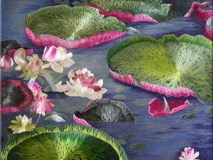 Искусство в странах Востока. Часть 1. «Сучжоуская» вышивка. Ярмарка Мастеров - ручная работа, handmade.