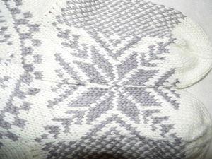 Носки вязаные фотоотчет. Ярмарка Мастеров - ручная работа, handmade.