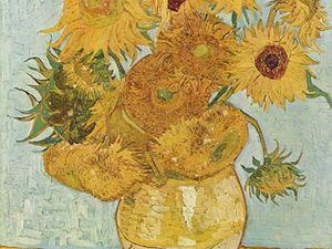 Желтый — цвет света и жизни в искусстве. Ярмарка Мастеров - ручная работа, handmade.