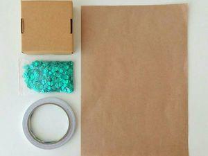 Креативная идея упаковки подарка !. Ярмарка Мастеров - ручная работа, handmade.