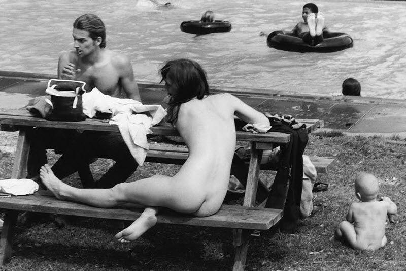 Дух США 60-70 годов в фоторепортажах от Dennis Stock