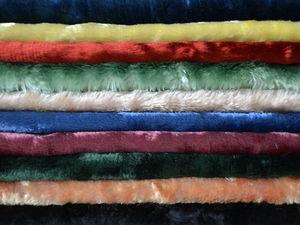 Выкладка плюша родного окраса. Ярмарка Мастеров - ручная работа, handmade.