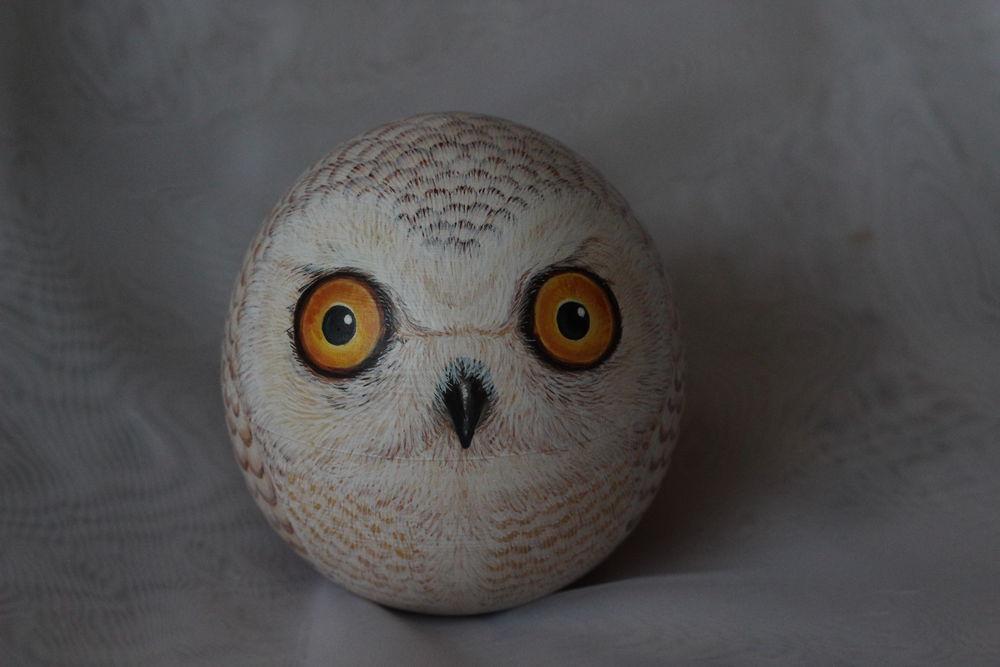 сова, коллекционная игрушка