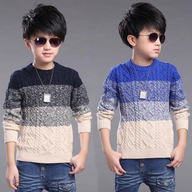 Вязание для мальчика подростка свитера 35