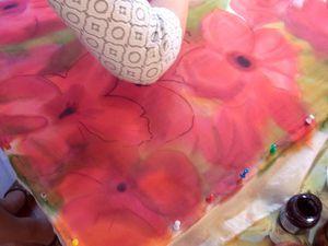 Курс мастер-классов по батику. | Ярмарка Мастеров - ручная работа, handmade