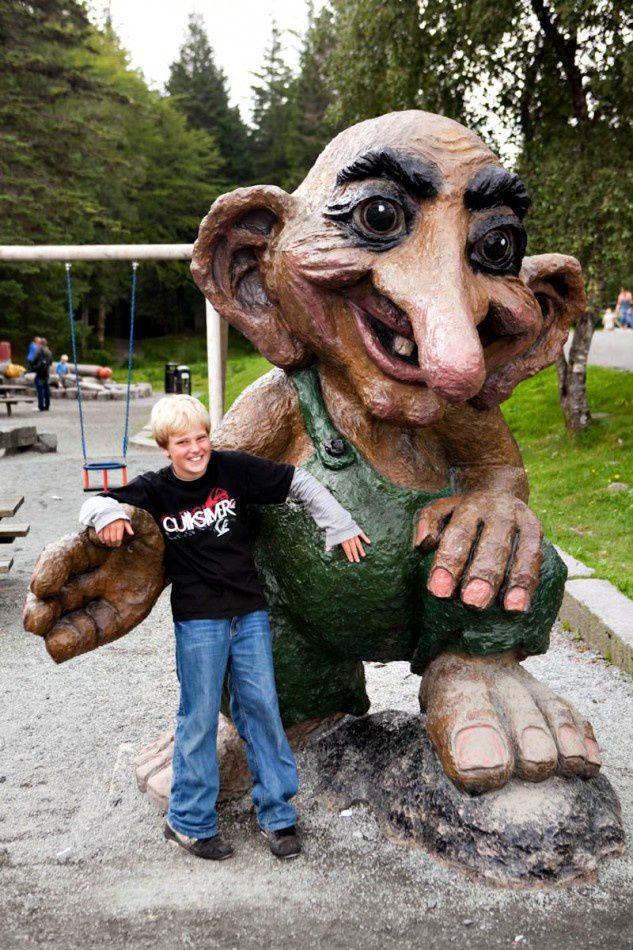 Yay for Norwegian trolls!
