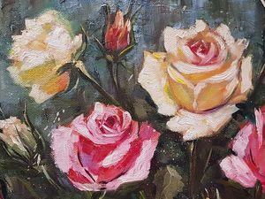 Коротко о Розах. Ярмарка Мастеров - ручная работа, handmade.