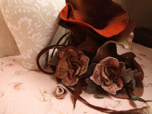 Шарфик - воротничок - пелеринка..... Ярмарка Мастеров - ручная работа, handmade.