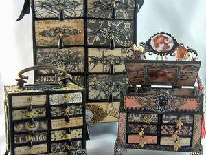 5 идей для хранения полезных мелочей. Ярмарка Мастеров - ручная работа, handmade.