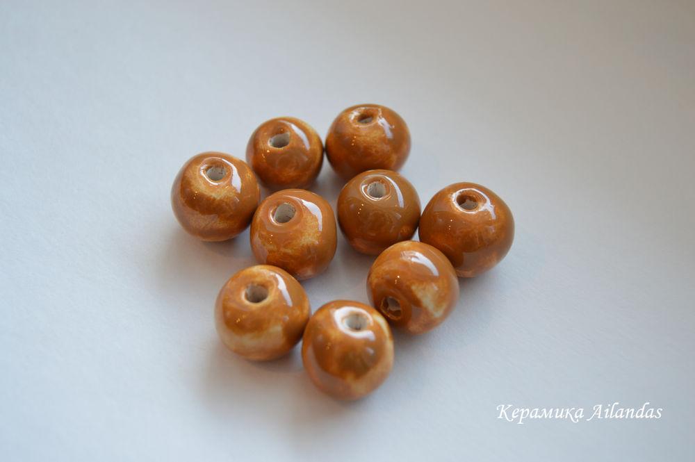 керамические бусины