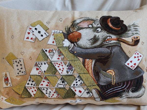 С 3.09 стартует Собачья неделя в Гобеленовом рае !!! | Ярмарка Мастеров - ручная работа, handmade