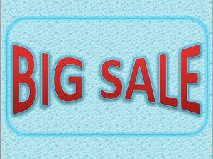В магазине осенний Big Sale!!! Скидка 30%!!!. Ярмарка Мастеров - ручная работа, handmade.