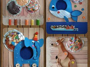 Новая идея для игрушки искалочки. Ярмарка Мастеров - ручная работа, handmade.