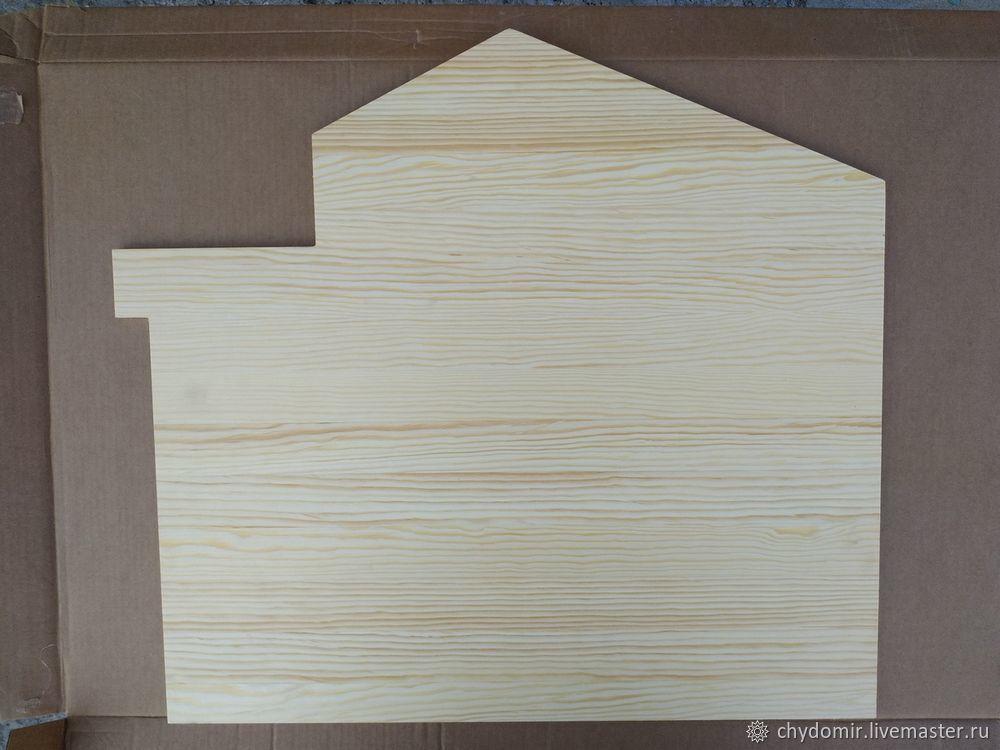 Кукольный домик своими руками из фанеры коробок бумаги фетра