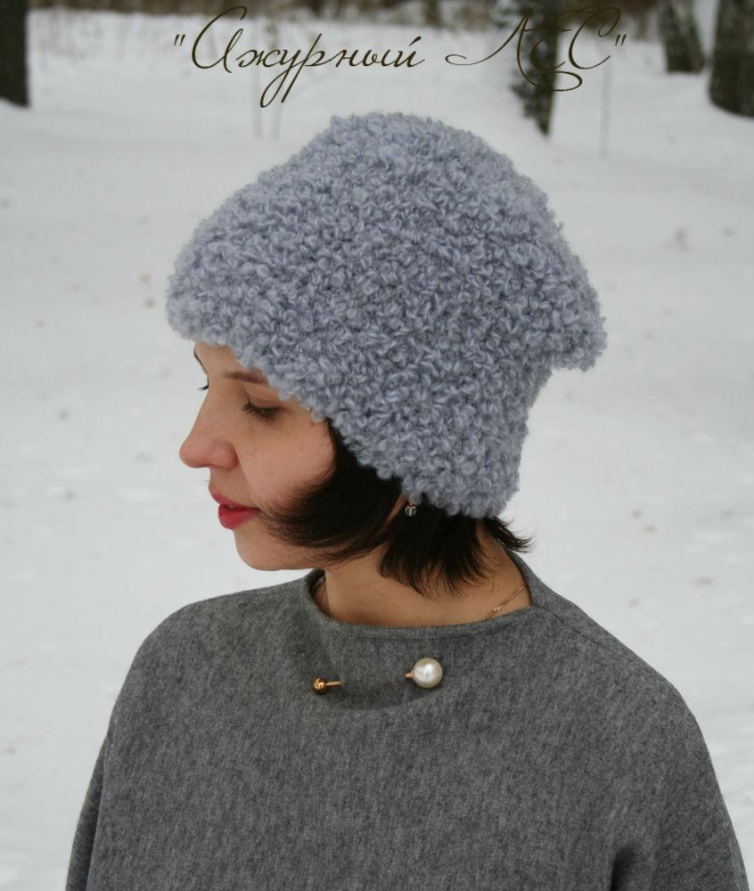 шапка из меха