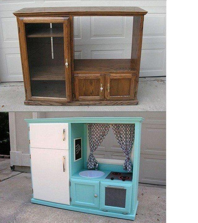 Переделанная мебель, которую действительно можно поставить в квартире, фото № 27