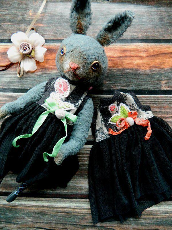 Новые наряды в стиле боха для мишек и кукол!, фото № 5