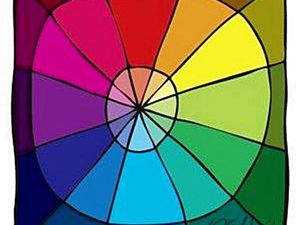 Почему не получается фиолетовый цвет, или Зачем рисовать свой цветовой круг. Ярмарка Мастеров - ручная работа, handmade.