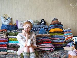 Весь мой магазин на одном диване). Ярмарка Мастеров - ручная работа, handmade.