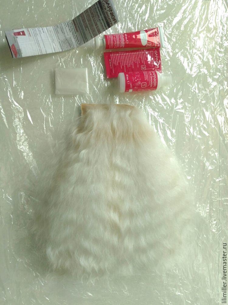 волосы шерсть