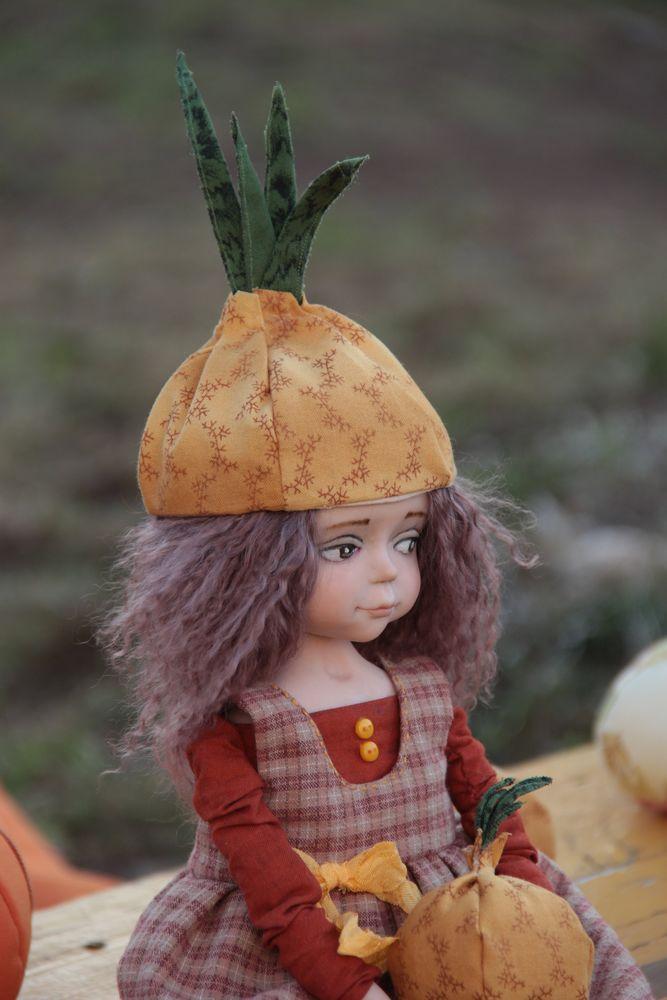 кукла из пластика, куколка, авторская коллекция