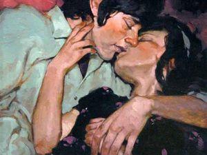 Художник Joseph Lorusso и его работы о любви. Ярмарка Мастеров - ручная работа, handmade.