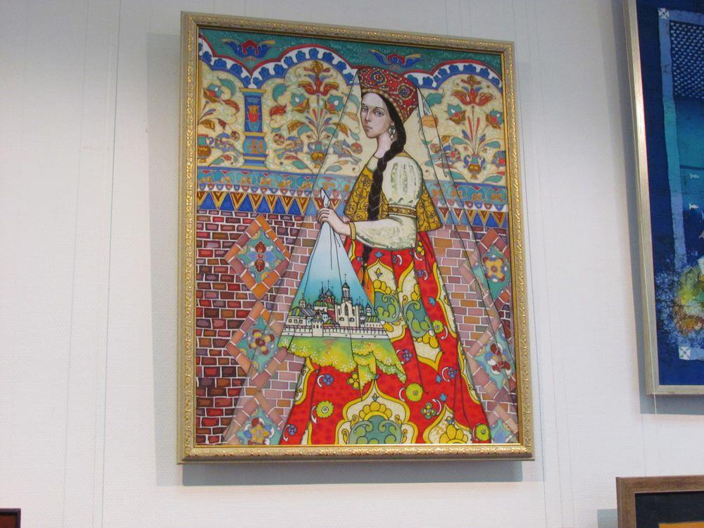 Фотоотчёт с выставки «По Золотому Кольцу», фото № 2