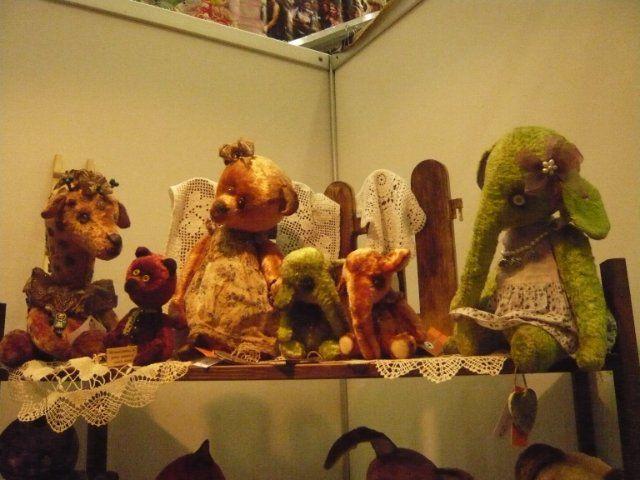 кукольный салон 2011
