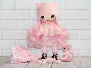 Аукцион на куклу от Машуши!. Ярмарка Мастеров - ручная работа, handmade.