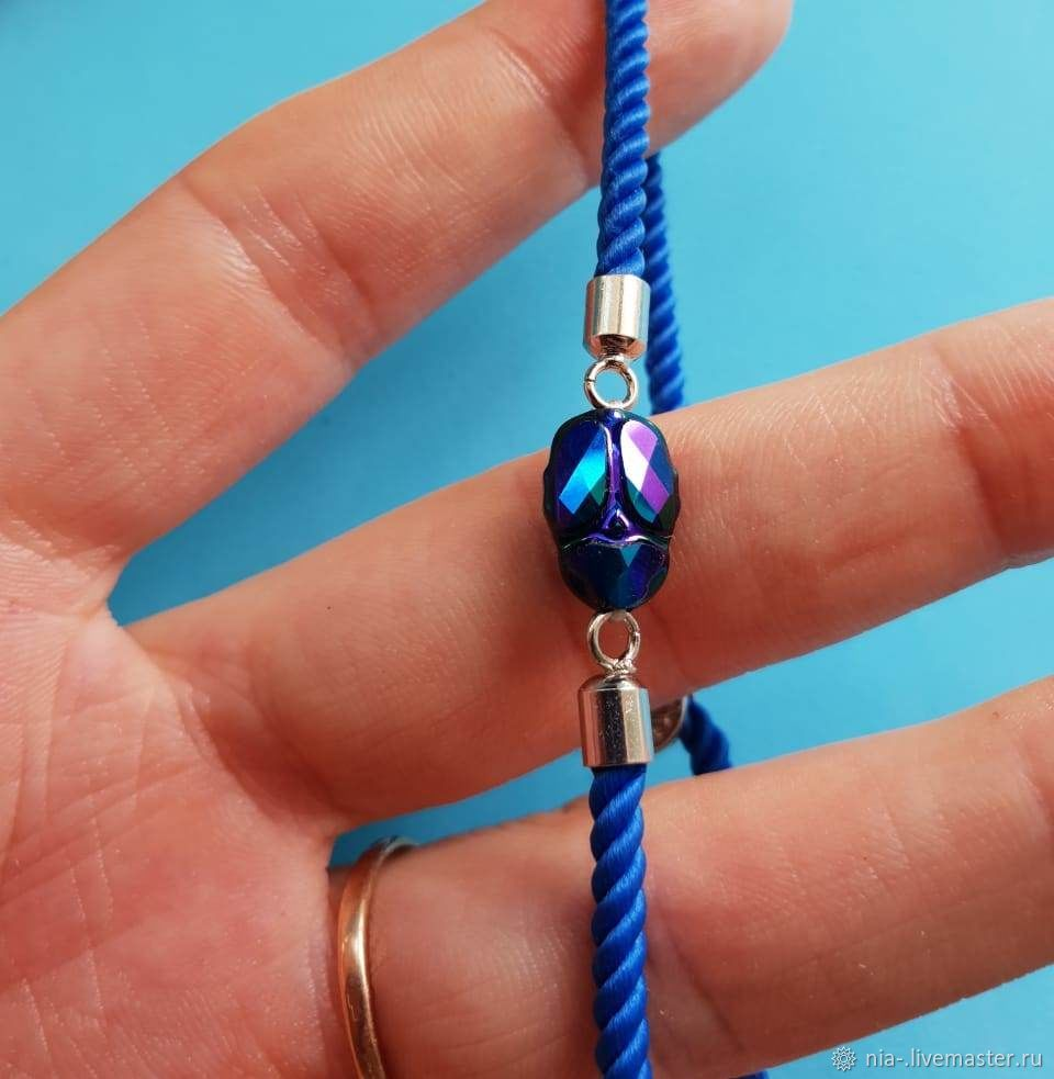 Nuances of Crafting: How to Assemble a Bracelet Without Pins, фото № 8